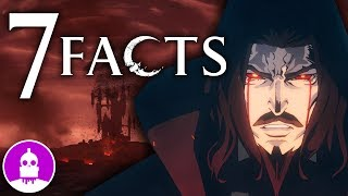 7 Castlevania Netflix Season 1 Facts YOU Should Know! - Cartoon Hangover - Belmont!