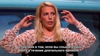 QI   Season K Episode 1 'Knees And Knockers' XL rus sub русские субтитры