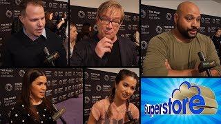 NBC Superstore Cast / Crew Interviews