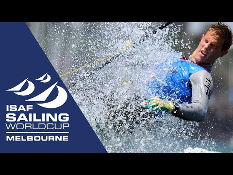 2014 ISAF Sailing World Cup Melbourne - Sea Master Sailing Feature