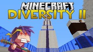 IN SFARSIT AM TERMINAT | Minecraft Diversity II Parkour Branch