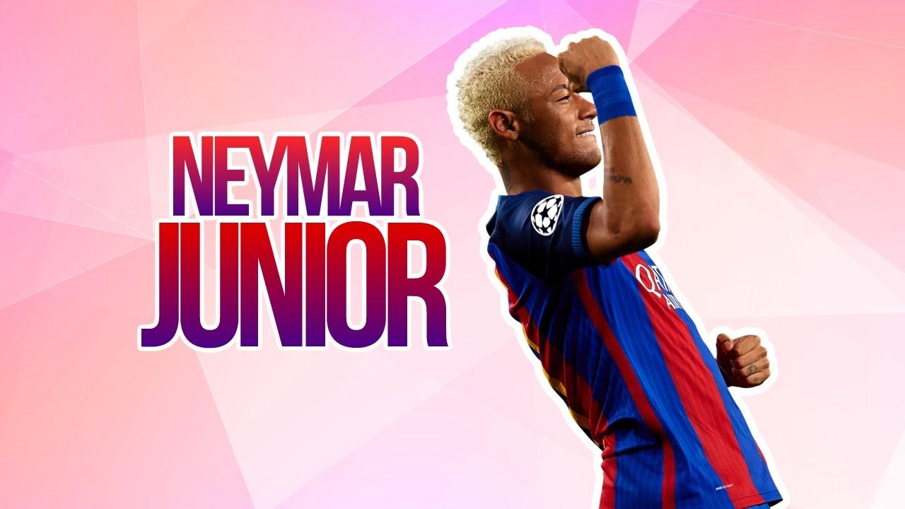 Neymar Júnior - Awesome Skills & Goals | The Beginning of 2016/2017