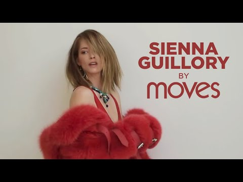 Sienna guillory photo shoot for NY Moves Magazine