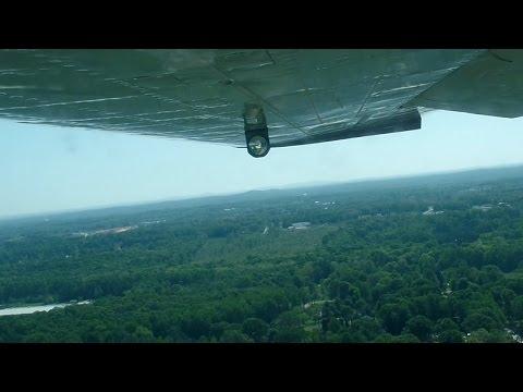 Cessna 177RG Cardinal [N52823] Landing Salisbury RUQ