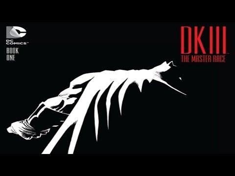 Dark Knight III   The Master Race  #1 p1