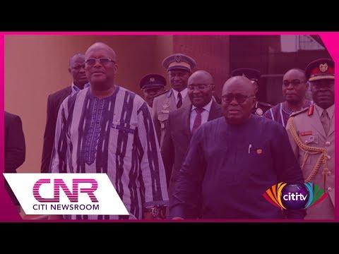 Ghana, Burkina Faso presidents meet on Bagre Dam spillage