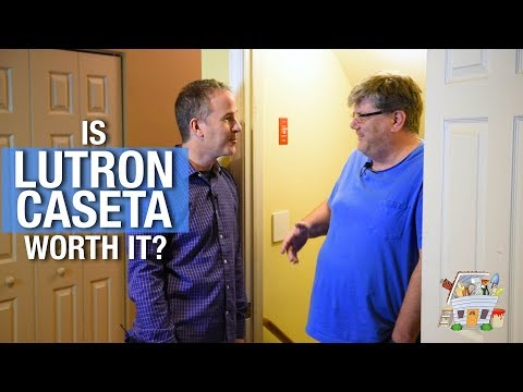 Is the Lutron Caseta System Worth It? | HANDYGUYS TV