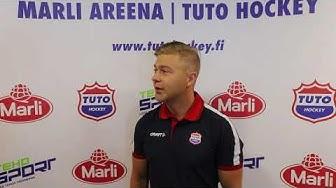 Kauden avaushaastattelut: Valmentaja Jouni Virpiö