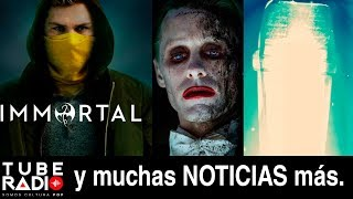 Tube Radio: ¿Tensión entre Jared Leto y James Gunn? Cancelan Iron Fist, Vengadores 4, Chucky