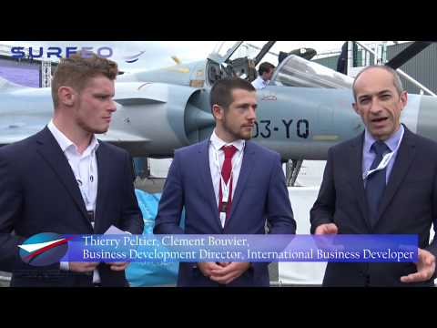 Paris Air Show 2019 - Surfeo's proposal