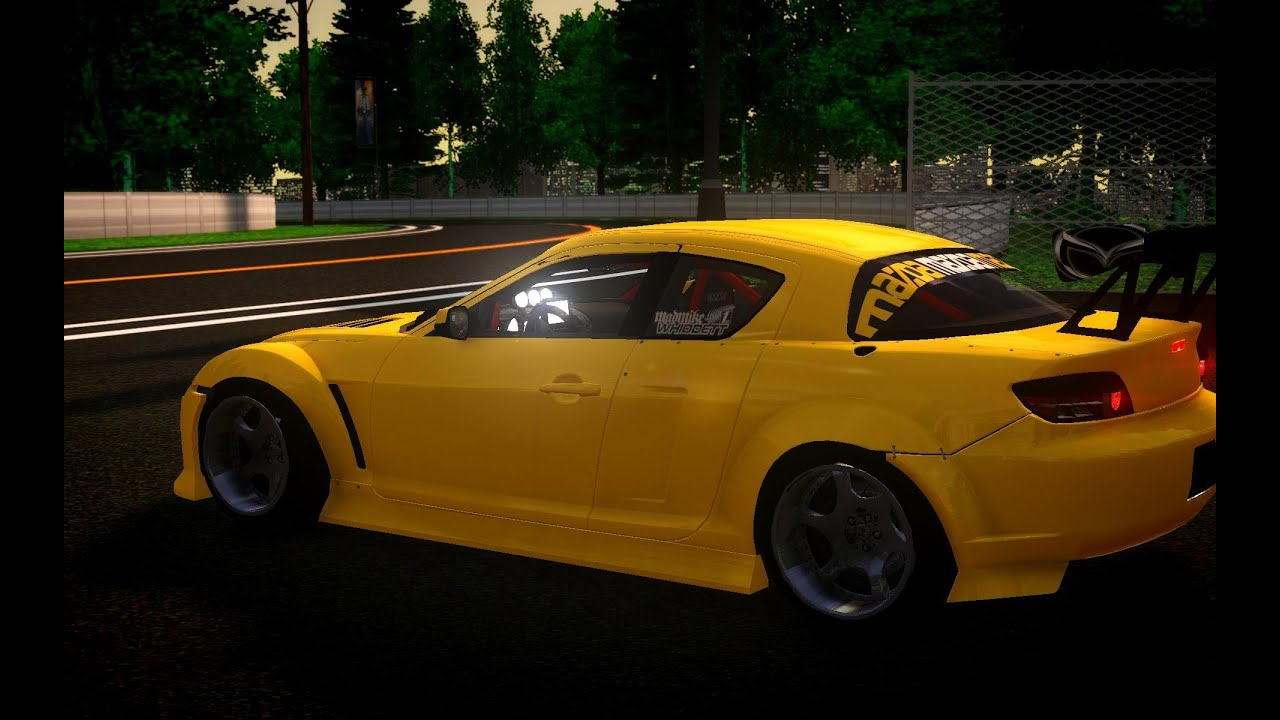 GTA IV Drift With Mazda Rx 8 2014