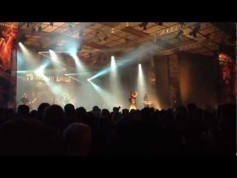 AMBERIAN DAWN - Shallow Water @ MFVF X (Metal Female Voices Fest - Belgium)