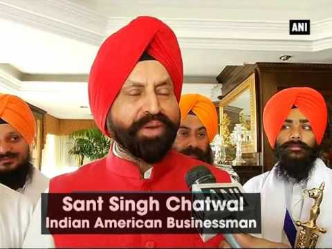 U.S. polls: Indian American businessman Chatwal offers ardas for Hillary Clinton's win