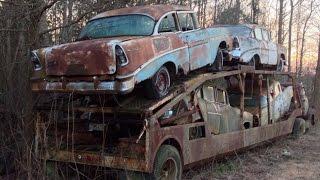 Пропавший Автовоз 1956 года