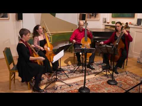 William Byrd: In Nomine à 4 (No. 1), The Voice Of The Viol  4K UHD