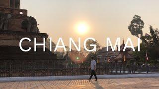 🇹🇭 Welcome to CHIANG MAI! | Thajský historický město 🍚