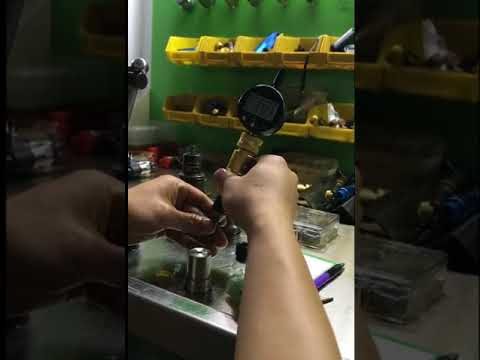 CAT injector test videos 2