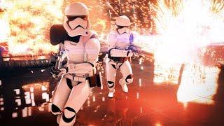 Фильм Про  играет в Star Wars  Battlefront II