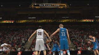 NBA 2k13 My Team | Scoring 50 Points In The 1st Half | This Ones Over!