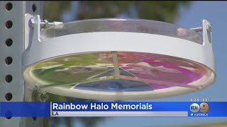 Inaugural Rainbow Halo Memorial Remembers 16-Year-Old Conor Lynch