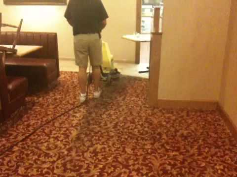 Carpet Cleaning Cimex Encapsulation Commercial Youtube