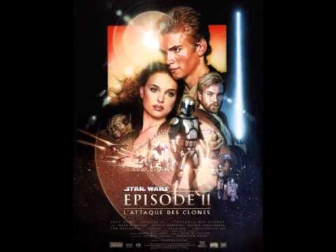 Star wars Episode II soundtrack : Shmi funeral