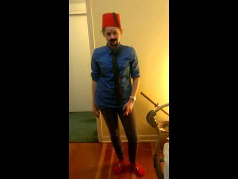 Crazy Aladdin's Hats