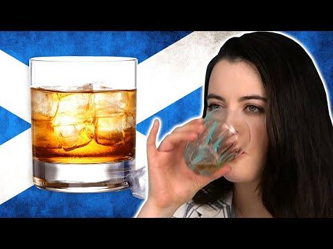 Irish People Try Scotch Whisky