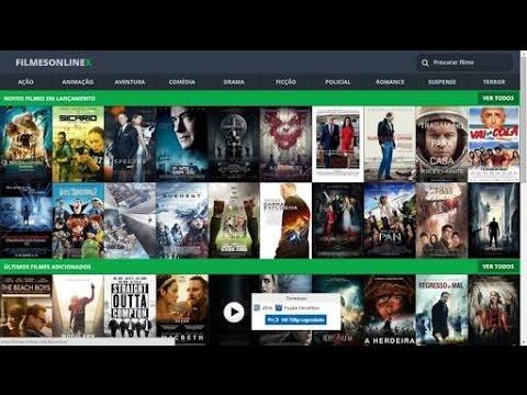 Filmes Online X (Melhor Site De Filmes)