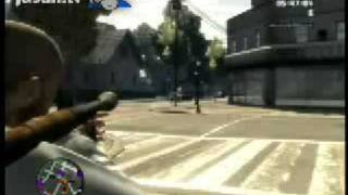 GTA4 - Not even a rocket launcher can save you