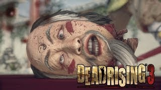 Dead Rising 3 - Walkthrough 1080p - Part 3 [No Commentary]