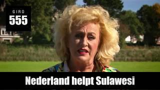 Karin Bloemen - Nederland helpt Sulawesi
