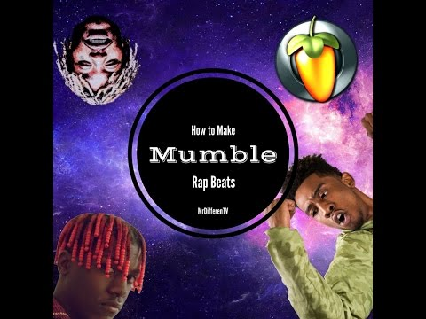 Beat Breakdown How to make a Mumble Trap x Rap beat 2016 MrDifferentV