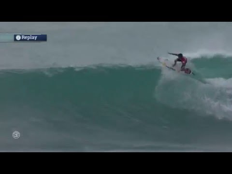 2015 Vans World Cup: R3, H16 Recap