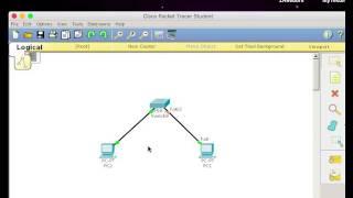 شرح عمل Vlan وربطهم عن طريق Router