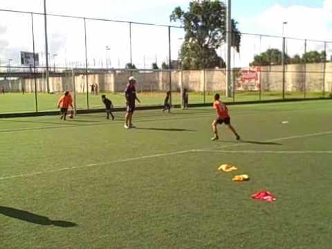 f2fcdd8213399 Entrenamiento Futbol Infantil C.A.R.P - YouTube
