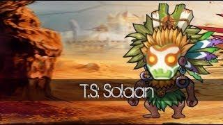 Como Passar Andar 10 - Solaan - Terra Secreta [Pet: Germine]