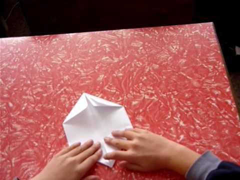 How To Make An Origami Bird Beak - YouTube