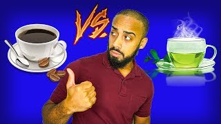 Coffee vs Green tea, which one is better for intermittent fasting ? (New Study)