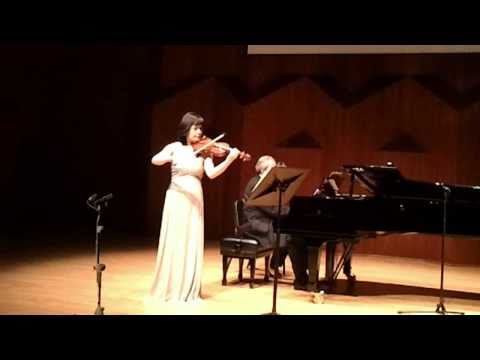 The Encore of Violinist Younghee Lee part 1