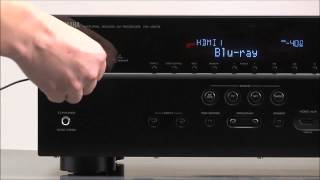 yamaha YSP-1 volume levels and dsp features