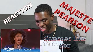 Majeste Pearson: Daughter Of Famous Pastor TAKES US TO CHURCH! | S2E1 | The Four | Reaction