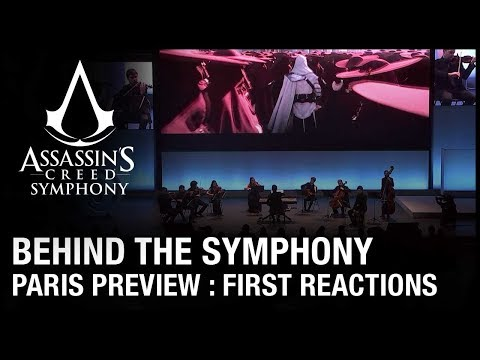 Assassin&39;s Creed: Behind the Symphony - Part 3: Paris Review and First Reactions  Ubisoft NA