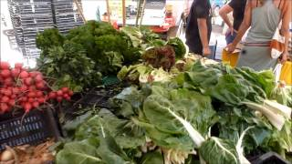 Raw Vegan Heaven - Organic Farmer's Market In San Jose, Costa Rica
