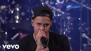 Download J. Cole - Work Out (Live on Letterman) Mp3 and Videos