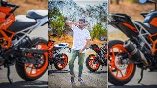 Ktm Duke Photo Editing | Change Background | Photoshop cc