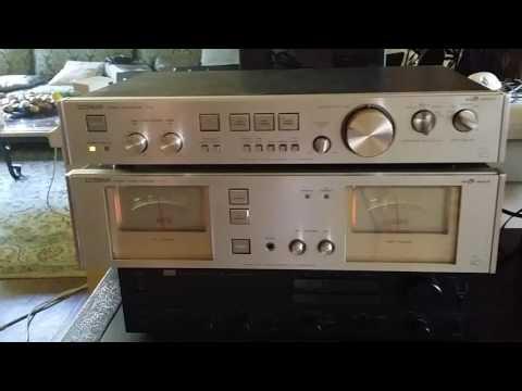Luxman - Pre e Finale C02 - M02 - Vintage High Quality Hi-Fi Units