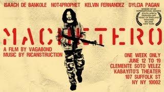MACHETERO Trailer www.machetero-movie.com