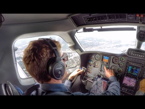 Flying Single Pilot IFR - Atlantic Route 16