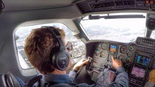 Flying Single Pilot IFR - Atlantic Route 16 thumbnail